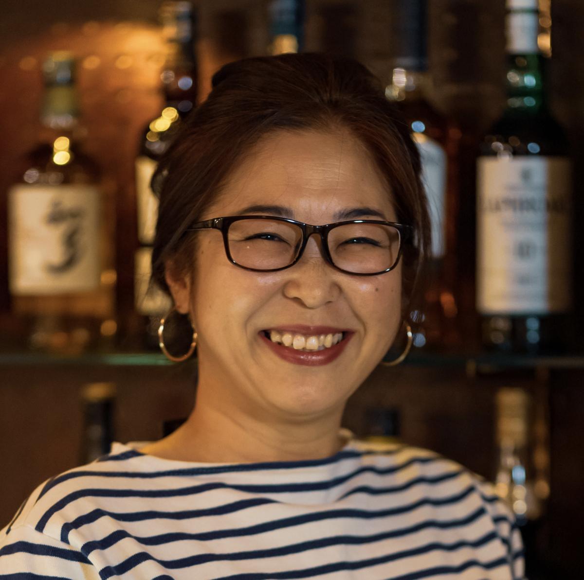北川涼子(りょう)個人の魅力調律士/ソロキャンプお姉さん【木】